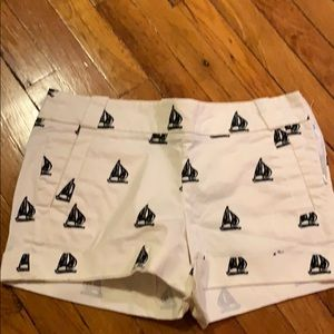 Nautical J Crew shorts